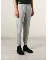 Y-3 Waistband With Belt Loops Track Trousers - Lyst