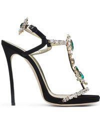 DSquared² Sandals black - Lyst