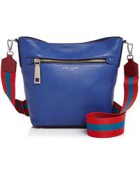 Marc Jacobs Gotham City Bucket Bag - Blue