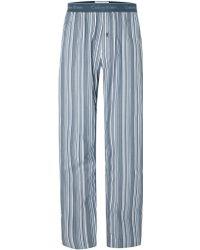 Calvin Klein Woven Todd Stripe Pant - Lyst
