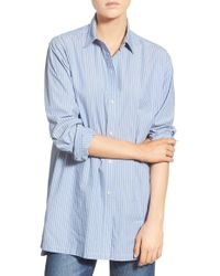 Madewell | 'aoyama' Cotton Tunic | Lyst