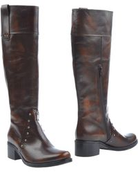 Lb Boots - Lyst