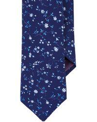 Ted Baker - Floral Necktie - Lyst
