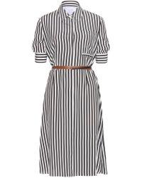 Altuzarra Kieran Printed Silk Dress - Lyst