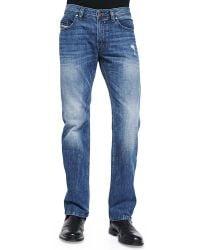Diesel Safado 0u8b9 Denim Jeans - Lyst