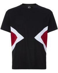 Neil Barrett Modernist T-shirt - Lyst