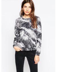 Y.A.S - Sweatshirt - Lyst