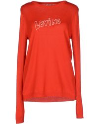 Bella Freud Sweater - Lyst