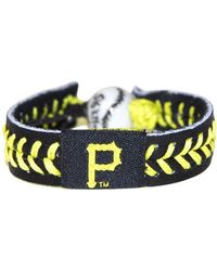 Game Wear - Pittsburgh Pirates Colored Baseball Bracelet - Lyst