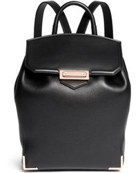 Alexander Wang | 'prisma' Leather Backpack | Lyst