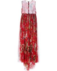 Dolce & Gabbana Enchanted Forest Gown - Lyst