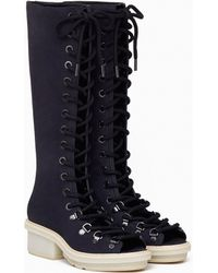 3.1 Phillip Lim Mallory Tall Sandal Boot - Lyst
