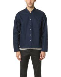 Fanmail - Twill Shirt Jacket - Lyst
