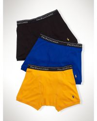 Polo Ralph Lauren Boxer Brief 3-pack - Lyst