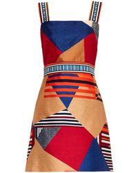 Diane von Furstenberg Jakarta Dress - Lyst