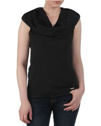 Bench - Cowl-Neck Top - Lyst