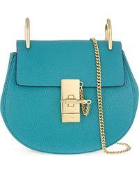 Chloé Drew Mini Over The Shoulder Handbag - For Women - Lyst