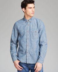Alternative Apparel - Ken Long Sleeve Sport Shirt - Lyst