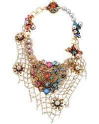 Vickisarge Necklace - Metallic