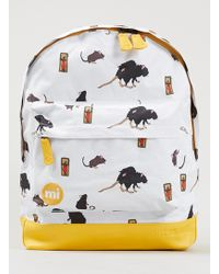 Topman Mipac X Kit Neale Rat Trap Backpack - Lyst
