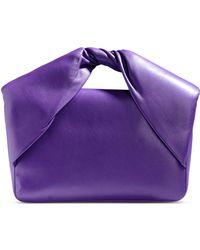 J.W. Anderson Medium Leather Bag - Lyst