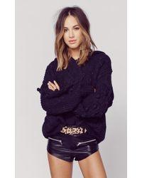 Wildfox | Pattie Sweater | Lyst