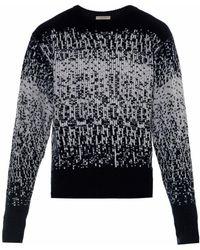 Bottega Veneta Speckle-Knit Cashmere Sweater - Lyst