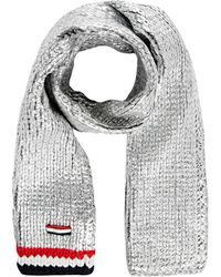 Moncler Gamme Bleu - Tipped Chunky Cashmere Scarf - Lyst