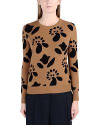 Burberry Brit Cashmere Sweater black - Lyst