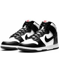 Nike Dunk High 'black White'