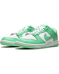 Nike Dunk Low Wmns 'green Glow