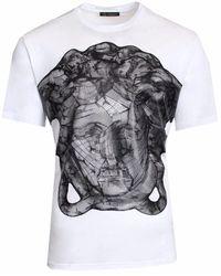 Versace Medusa T-shirt White