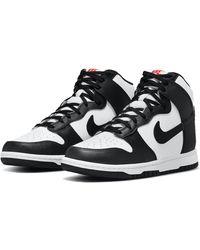 Nike Dunk High Gs 'black White