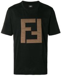 Fendi Black/brown