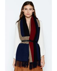 Joie Petronille Scarf red - Lyst