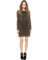 Alice By Temperley Donna Shift Dress  - Lyst