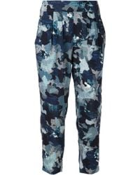 Sam & Lavi - Cropped Trousers - Lyst