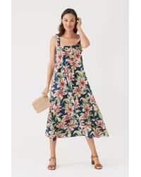 Faherty Brand - Everly Maxi Dress - Lyst