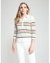 Faherty Brand Manta Polo - Multicolor
