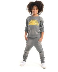 Faherty Brand Appaman X Kids Highland Joggers - Grey