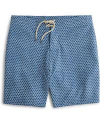 "Faherty Brand - Classic Boardshort (7"" Inseam) - Lyst"