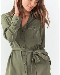 Faherty Brand - Desert Ridge Shirtdress - Lyst