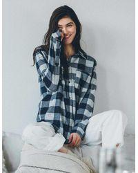 Faherty Brand Legendtm Sweater Shirt - Blue