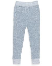 Faherty Brand Kids Whitewater Jogger - Blue