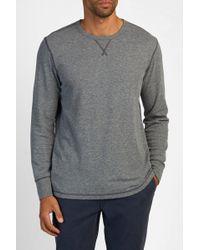Faherty Brand - Long-sleeve Thermal Crewneck - Lyst