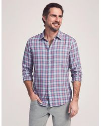 Faherty Brand - Cloud Cotton Everyday Shirt - Lyst