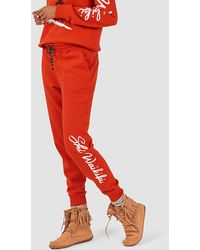 Faherty Brand Ski Waikiki Jogger - Red