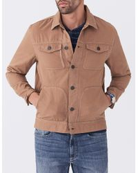 Faherty Brand - Route 80 Jacket - Lyst
