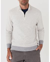 Faherty Brand - French Terry Pullover - Lyst