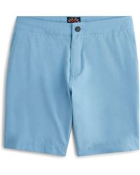 Faherty Brand Original All Day Short - Blue